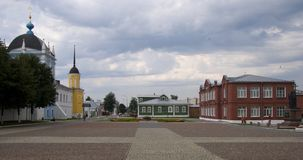 Churches and monasteries of Kolomna Royalty Free Stock Photo
