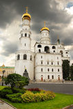 Churches Of The Moscow Kremlin Royalty Free Stock Photography