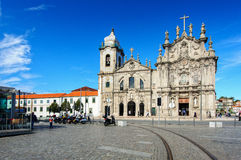Churches in Porto city, Portugal Stock Photography