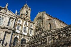 Churches in Porto Stock Photo