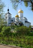 Churches in Russia Stock Photo