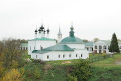 Churches of Suzdal Stock Photo