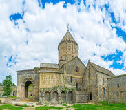 The Churches of Tatev Monastery Royalty Free Stock Images