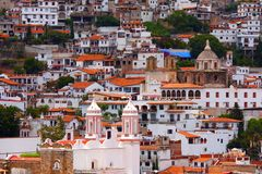 Churches in taxco I Royalty Free Stock Photo