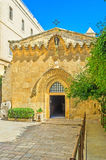 The churches of Via Dolorosa Stock Photos