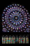 Churches window Royalty Free Stock Images