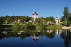 Churchi monastery in Moldova Stock Images
