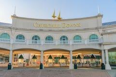 Churchill- Downseingang - Kentucky Derby stockfotografie