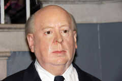 Alfred Hitchcock Stock Photography