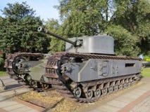 Churchill Tank Stock Images