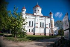 Churchs della città di Vilnius Fotografia Stock