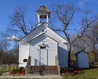 Churchville szkoła Fotografia Royalty Free