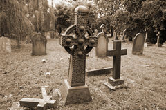 Churchyard Royalty Free Stock Images