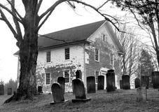 Churchyard Immagini Stock