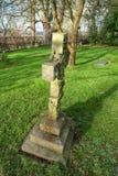 churchyard arkivbilder