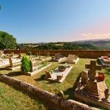 churchyard fotografering för bildbyråer