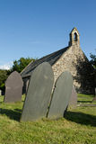 Churchyard, cemetary. Stock Photography