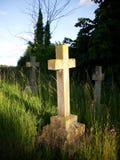 Churchyard Royalty Free Stock Photo