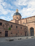 Churchyard of Salamanca Royalty Free Stock Images