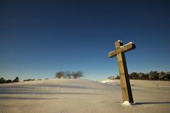 Churchyard in Stockholm Stock Image