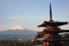 Chureito Pagoda, Japan Stock Photos