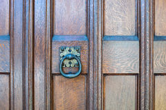 Churh door Stock Photography