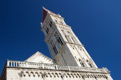 The churh tower Royalty Free Stock Photography