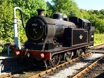 Churnet-Tal-Eisenbahn Stockfotografie