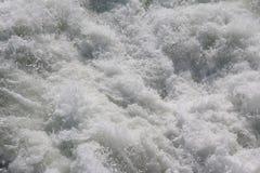Churning Sea Close-up Stock Photo
