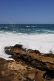 Churning surf Stock Photography