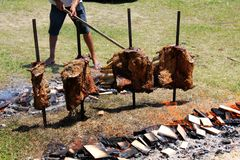 Churrasco Stock Photos