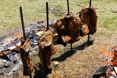 Churrasco Royalty Free Stock Image