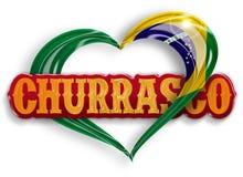 Churrasco Royalty Free Stock Image