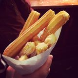 Churro Stockbilder