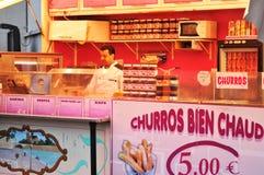 Churros Royalty-vrije Stock Foto