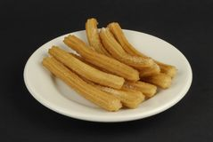 Churros Royaltyfri Foto