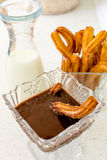 Churros Photo libre de droits