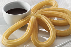 Churros Stock Photo