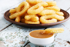 Churros Royalty Free Stock Photo
