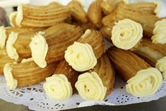 Churros Royalty Free Stock Image