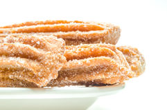 Churros isolated Stock Photos