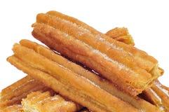 Churros tipico della Spagna Immagini Stock