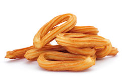 Churros typical of Spain Stock Photography