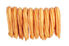 Churros typical of Spain Royalty Free Stock Photography