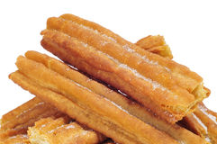 Churros typical of Spain Stock Images