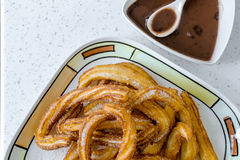 Churros Stock Images