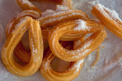 Churros Stock Photography