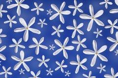 Chute de fleurs Image stock