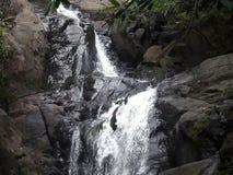 Chute de l'eau au Sri Lanka Photos libres de droits