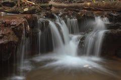 Chute de l'eau de Pacharenn en Tak Thailand Photographie stock